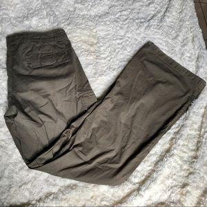 YMI Olive Green Cargo Pants